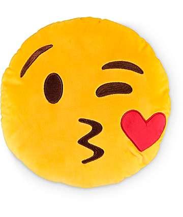 Throwboy almohadilla emoji beso