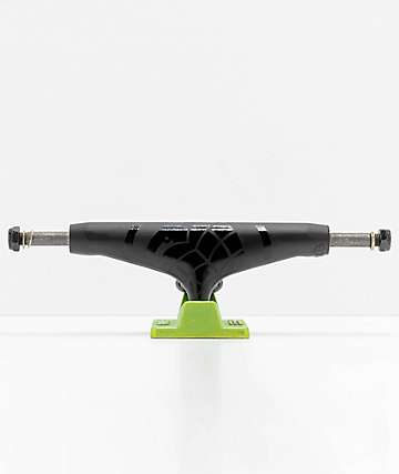 Thunder Sonora 148 Black & Light Green Skateboard Truck