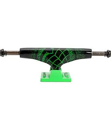 Thunder Sonora Lo Neon Black & Green 145 Skateboard Truck
