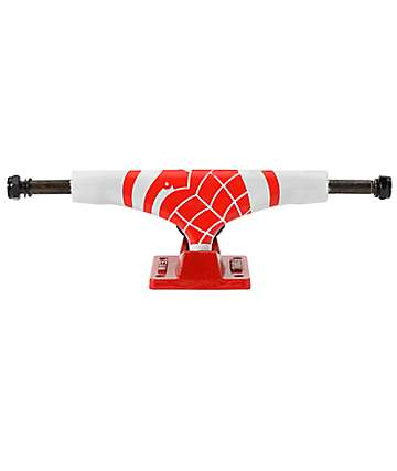 Thunder Sonora White & Red Skateboard Truck