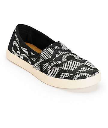 Toms Avalon Tribal Womens Shoes