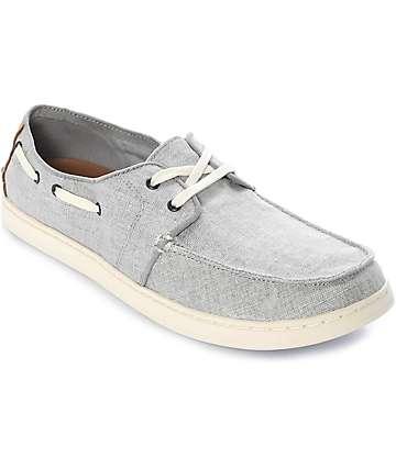 Toms Culver Drizzle zapatos de lino con cordones