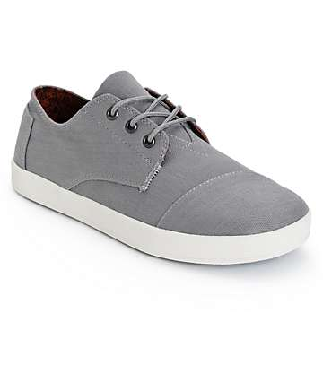 Toms Paseo Herringbone Shoes