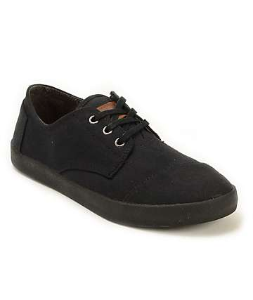 Toms Paseos Canvas Shoes