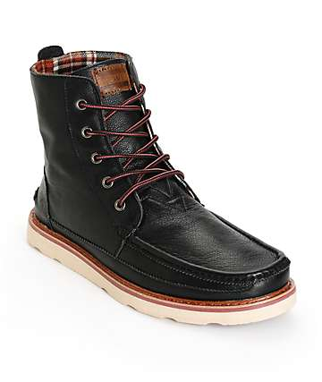Toms Searcher Leather Boots