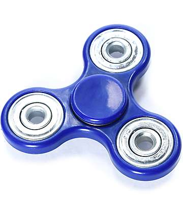 Top Trenz Blue Fidget Spinner