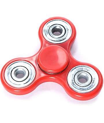 Top Trenz fidget spinner rojo