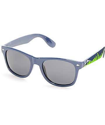 Townie Seattle 12s Blue Sunglasses
