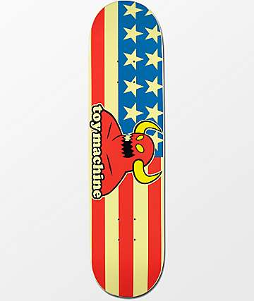 "Toy Machine American Monster 7.75"" tabla de skate"