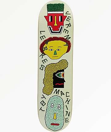 """Toy Machine Leabres Spirits 8.37"""" tabla de skate"""