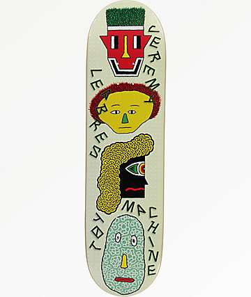 "Toy Machine Leabres Spirits 8.37"" Skateboard Deck"