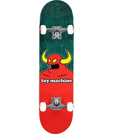 "Toy Machine Monster 8.0"" Complete Skateboard"