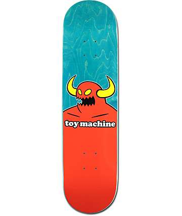 "Toy Machine Monster 8.12"" tabla de skate"