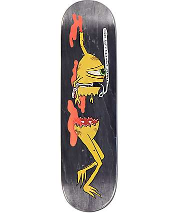"Toy Machine No Ragrets 8.1"" Skateboard Deck"