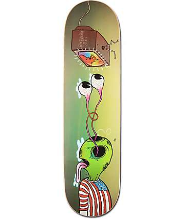 "Toy Machine Romero Buggin Out 8.25"" Skateboard Deck"