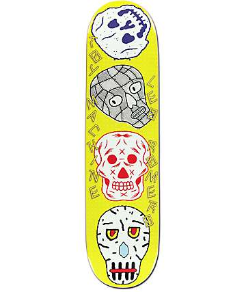 "Toy Machine Romero Spirits 8.0"" Skateboard Deck"