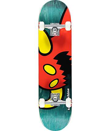 "Toy Machine Vice Monster 7.75"" Complete Skateboard"