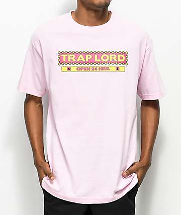 Traplord Bodega Pink T-Shirt