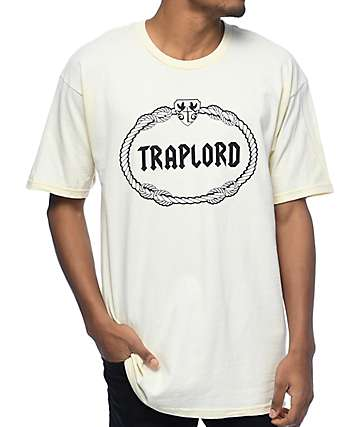 Traplord Ferg Creme T-Shirt