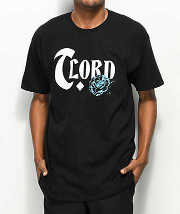 Traplord T-Lord Black T-Shirt