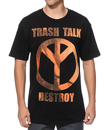 Trash Talk Destroy Dust T-Shirt