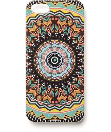 Tribal Round iPhone 5 Case