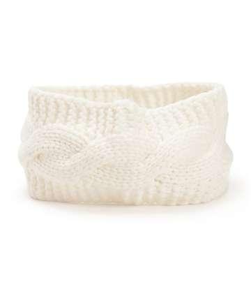 Trillium Acacia Knit Headband