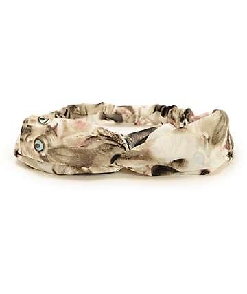 Trillium Cat Twist Headband