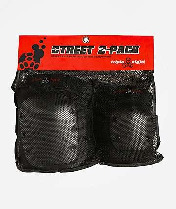 Triple Eight almohadillas protectoras de codos y rodillas