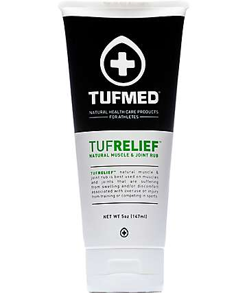 Tufmed Tuf Relief Rub