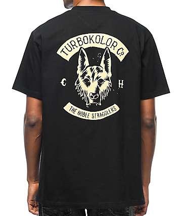 Turbokolor OG Logo Black T-Shirt