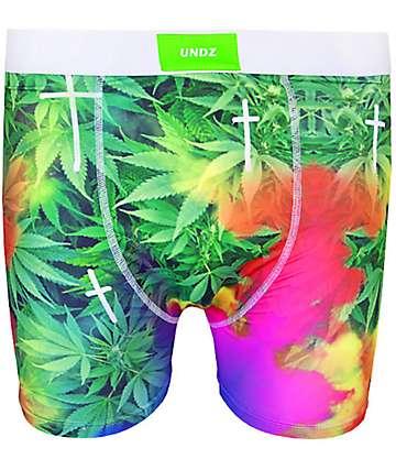 UNDZ Pastel Weed Boxer Briefs