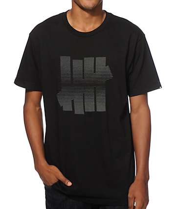 Undefeated 5 Strike Fade T-Shirt