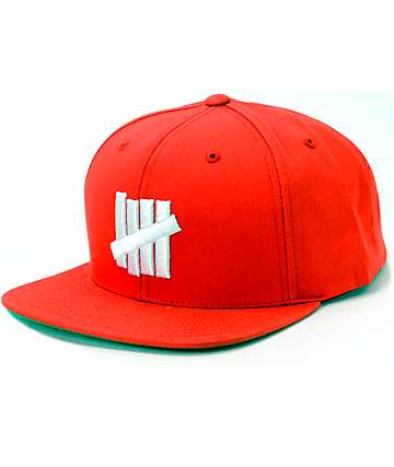 Undefeated 5 Strike gorra snapback