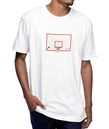 Undefeated Backboard White T-Shirt