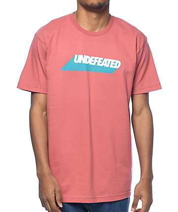 Undefeated Cast Rose T-Shirt