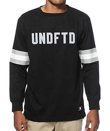 Undefeated Down Long Sleeve T-Shirt