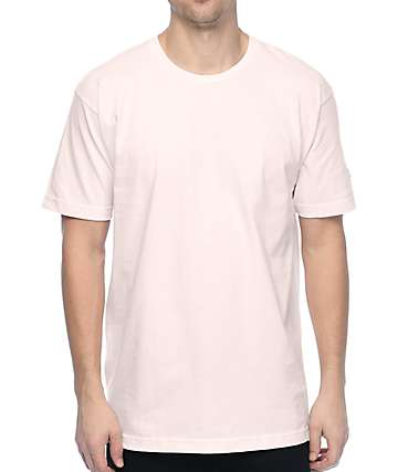 Undefeated Felt Patch Strike Pink T-Shirt