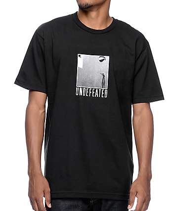 Undefeated Follow Through Black T-Shirt