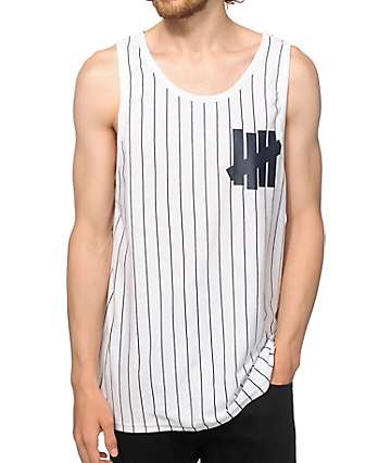 Undefeated Grandes Stripe Tank Top