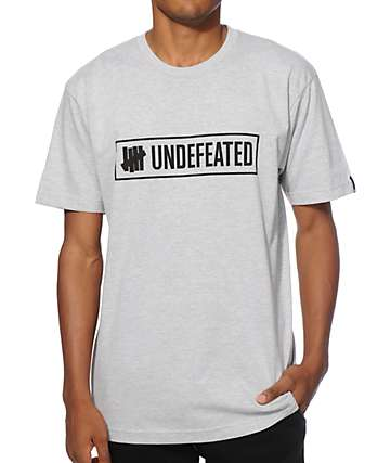 Undefeated Outline T-Shirt