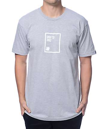Undefeated Parameters Grey T-Shirt