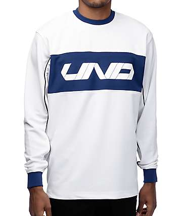 Undefeated Pique Und 5 Long Sleeve Jersey