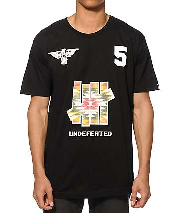 Undefeated Plains T-Shirt