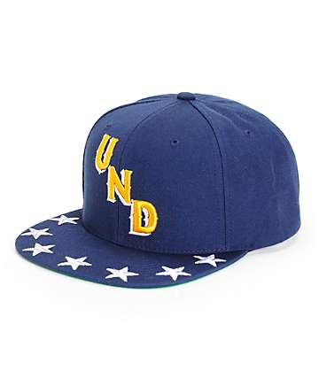 Undefeated Stars Snapback Hat