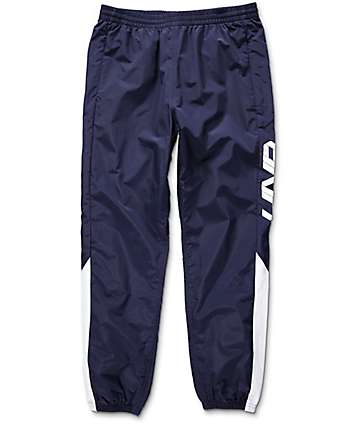Undefeated UND pantalon swishy en azul