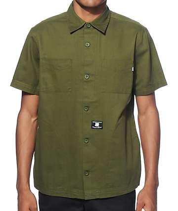 Undefeated Unit Button Up Shirt