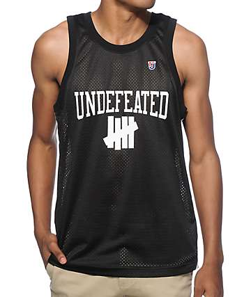 Undefeated University Basketball Jersey