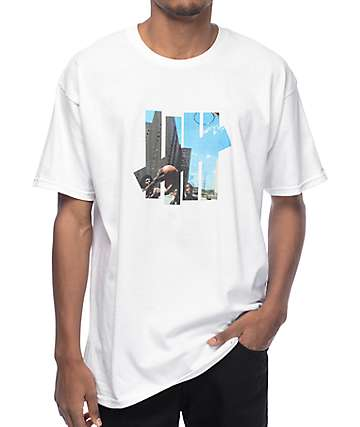 Undefeated Youth 5 Strike White T-Shirt