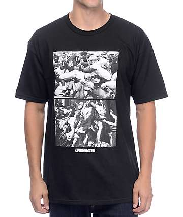 Undefeated renaissance Black T-Shirt